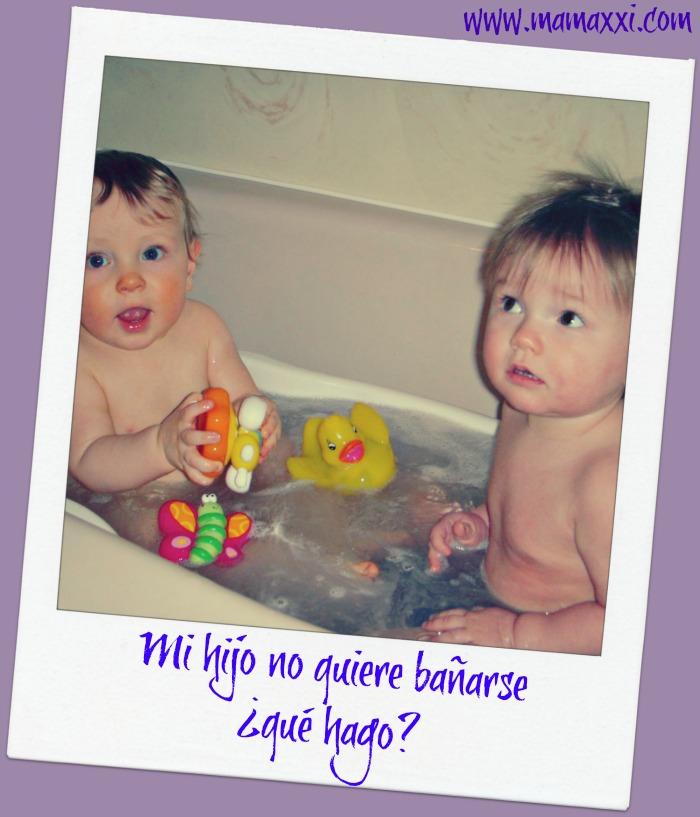 Tips para bañar a los niños con alegría