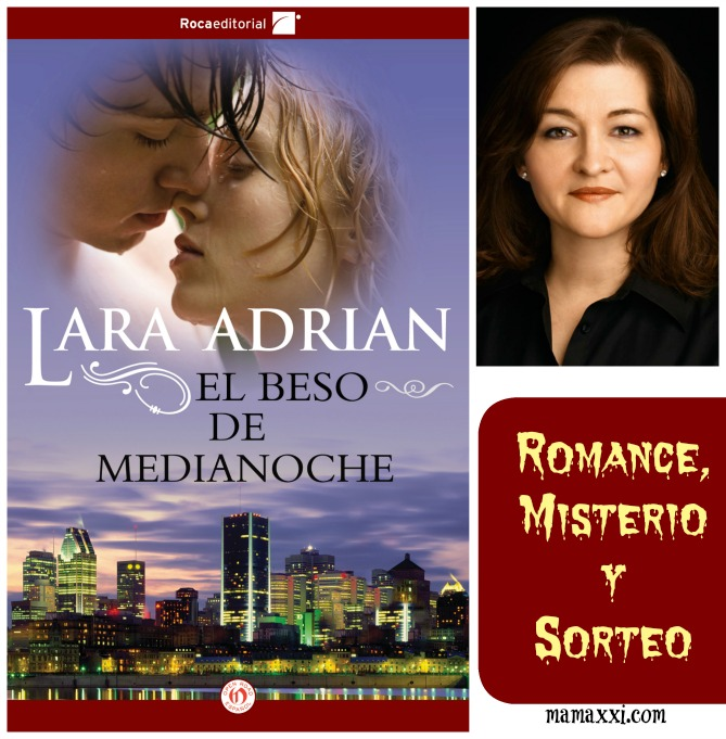 El Beso De Medianoche Por Lara Adrian Romance Y Misterio Sorteo