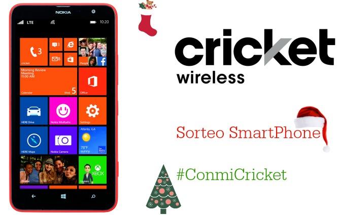 sorteo cricket wireless