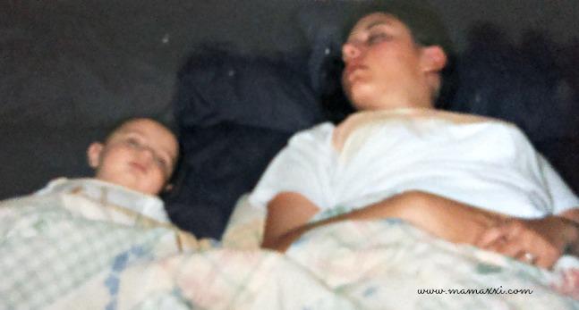 Gabi y Mamá 2002
