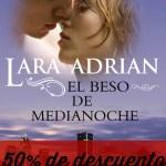 """Oferta 50% ebook """"El Beso de Medianoche"""""""