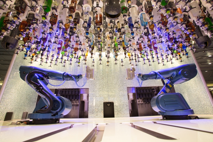 bionic bar quantum of the seas