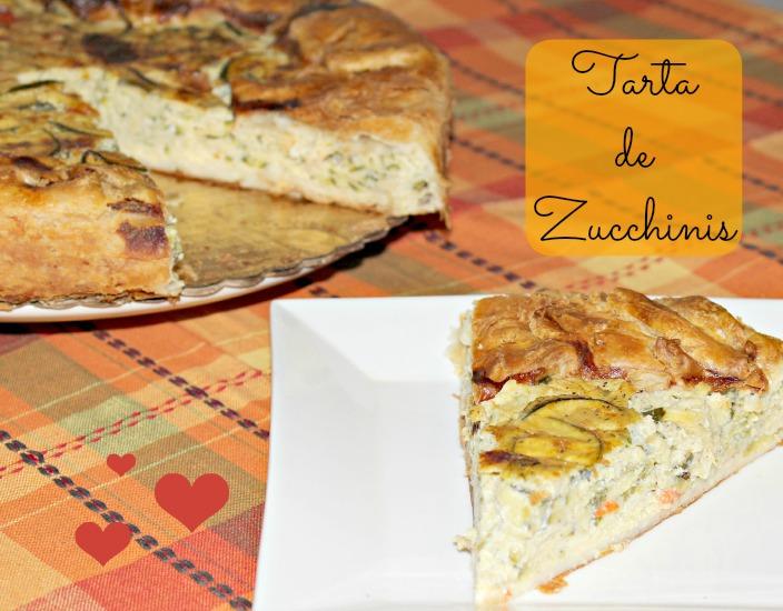 tarta de zucchinis #comidakraft #receta