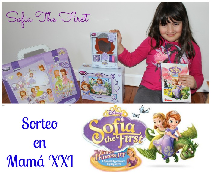 Sofia the first the curse of the princess Ivy