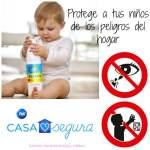 Protege a tus niños de los peligros del hogar #ArribayLejos