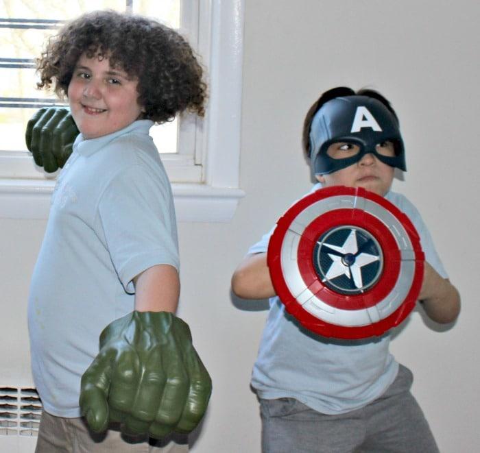 mis vengadores marvel avengers