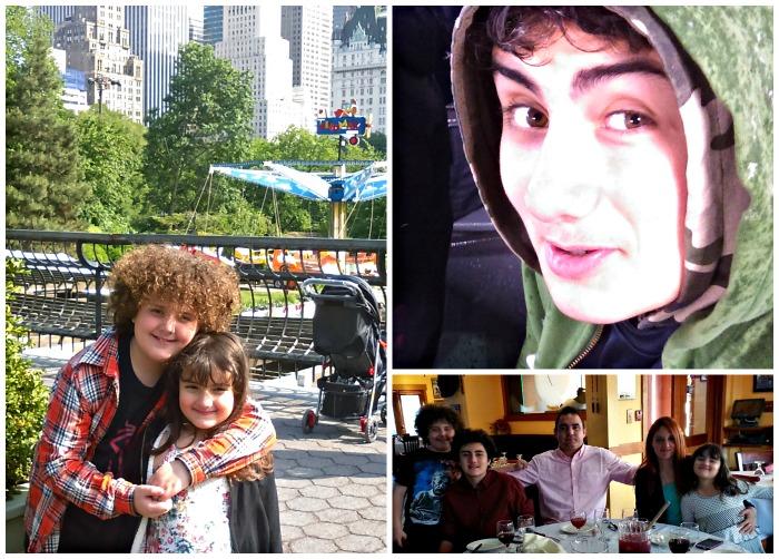familia latina, hijos, amor, educación