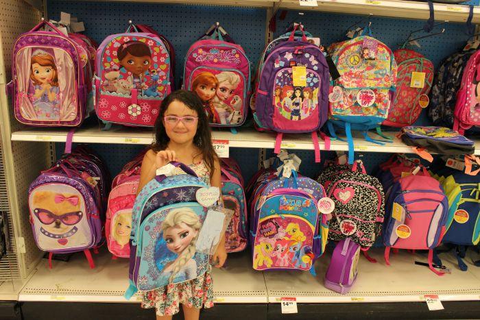 Back To School Target