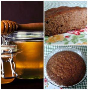 Torta de miel