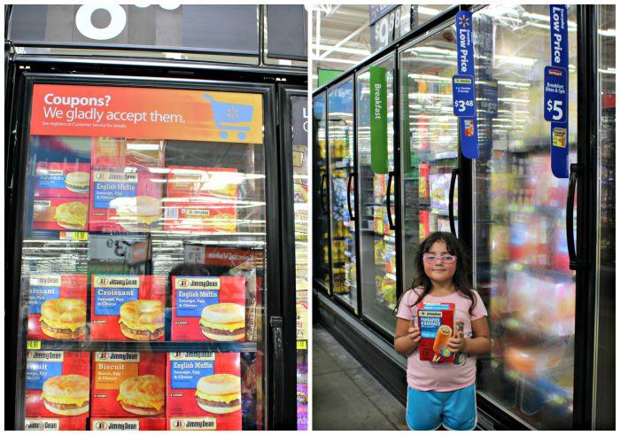 comprar comida congelada en el walmart