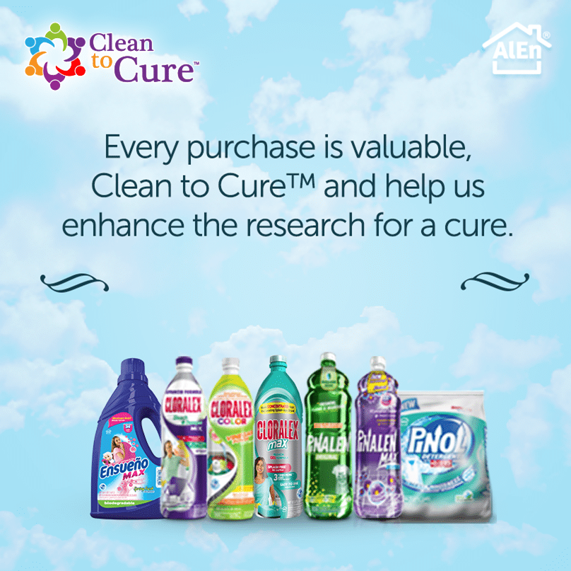 1-Clean to Cure ad