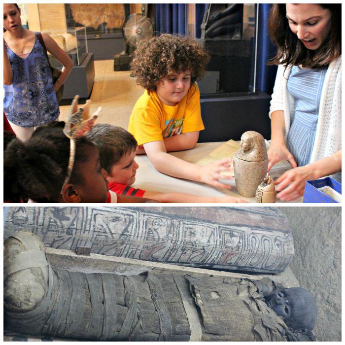 Museo Arqueología de Filadelfia 5
