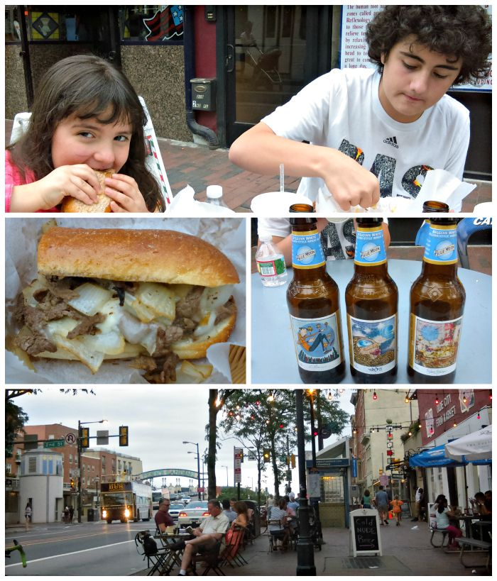 Philly Cheesesteak Filadelfia