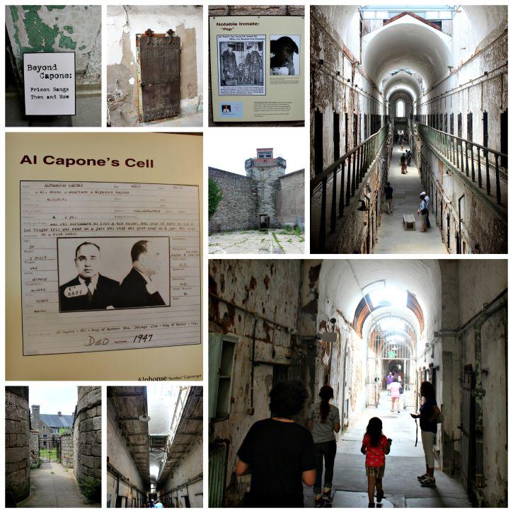 Eastern State Penitentiary: Philadelphia