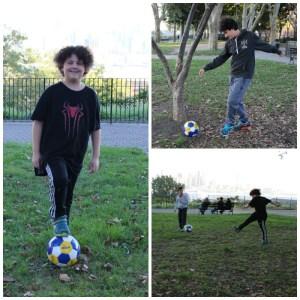 5 beneficios de jugar fútbol para la salud de los niños