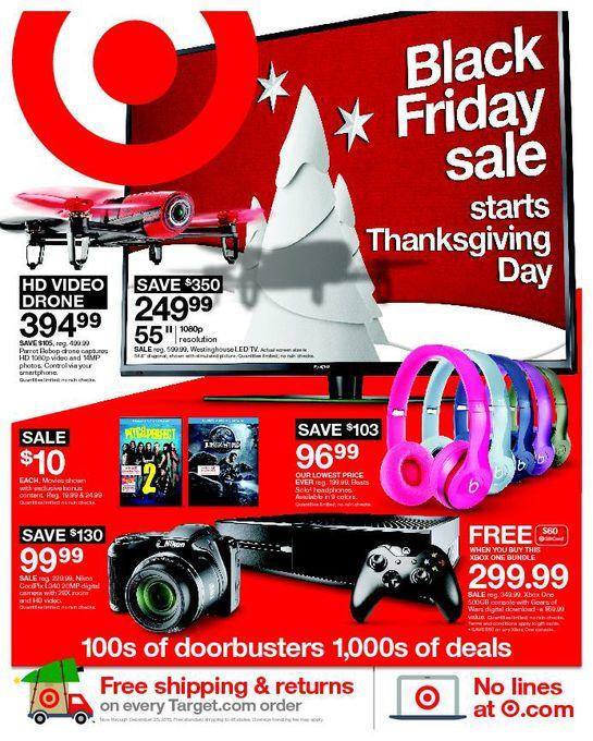 viernes negro, black friday, target, ofertas