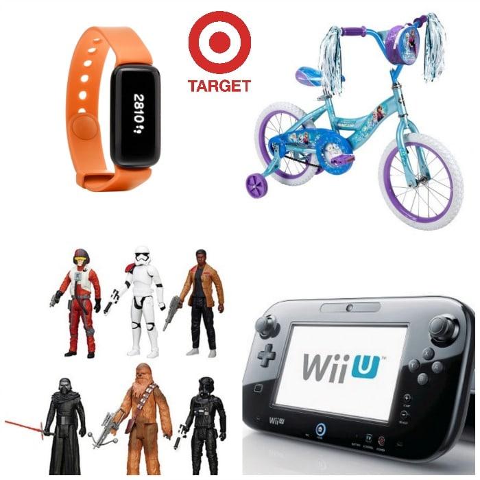 Juguetes de Navidad en Target