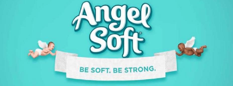angel soft se suave se fuerte