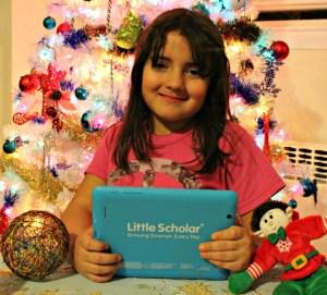 Tableta School Zone Little Scholar: ¡Un buen regalo para niños en edad preescolar!