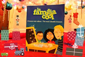 El tesoro más valioso, cuento bilingue para niños