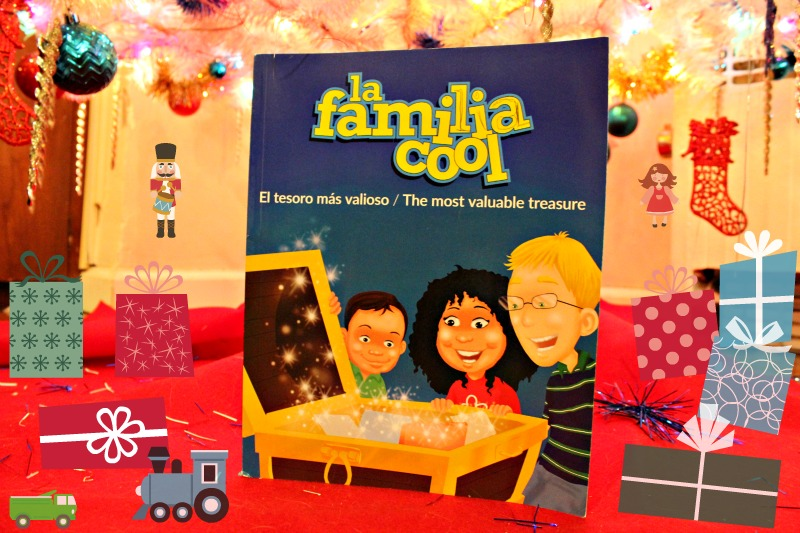 libro El Tesoro mas valioso, La Familia Cool