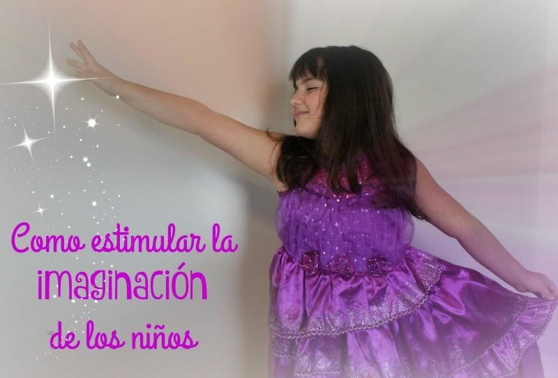 Como estimular la imaginación de los niños