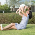 Being a Mom Through The Pain