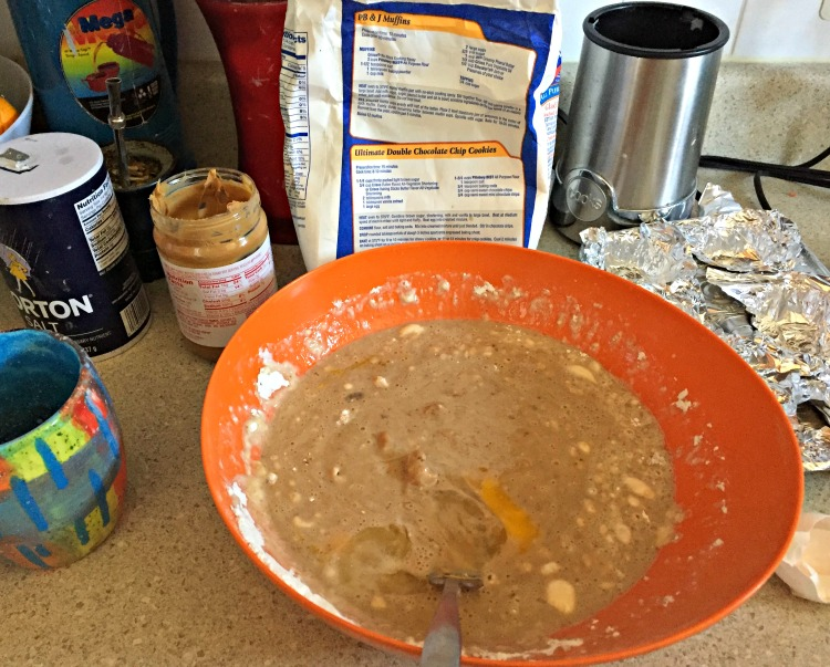 mezcla muffins