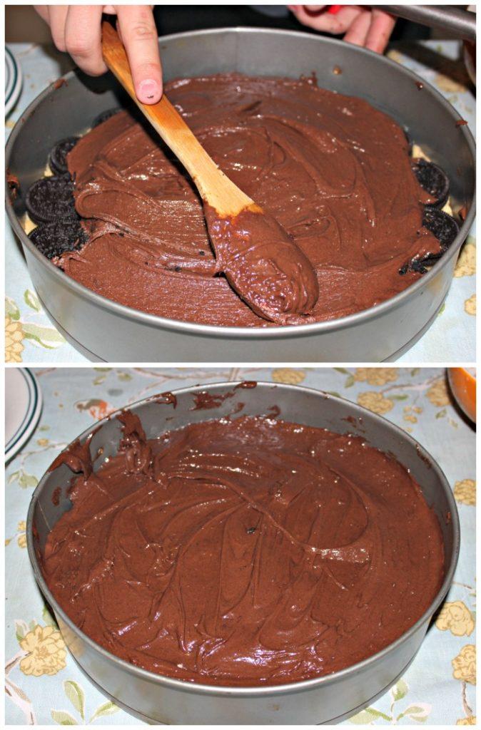 receta, triple chocolate