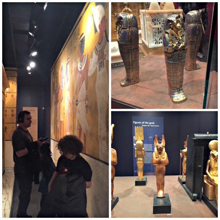 Exhibición King TUT NYC