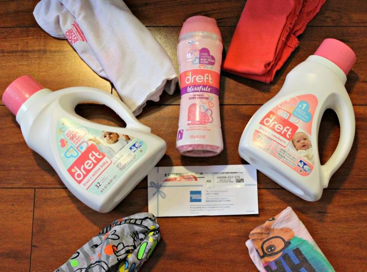 detergente para lavar la ropa de bebé