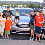Cómo pasear en auto sin estrés y con los niños