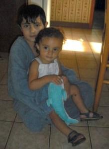 Gabi y Sari