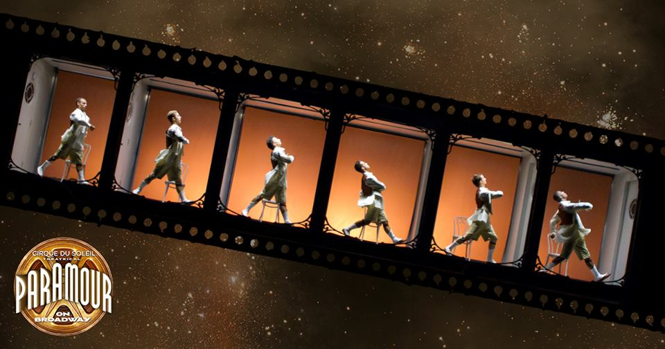 paramour, broadway, musical, circo del sol, cirque du soleil
