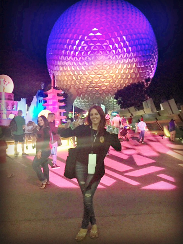 disney world, orlando fl, epcot center, latism, conference, influencers, bloggers, romina tibytt, mamá xxi