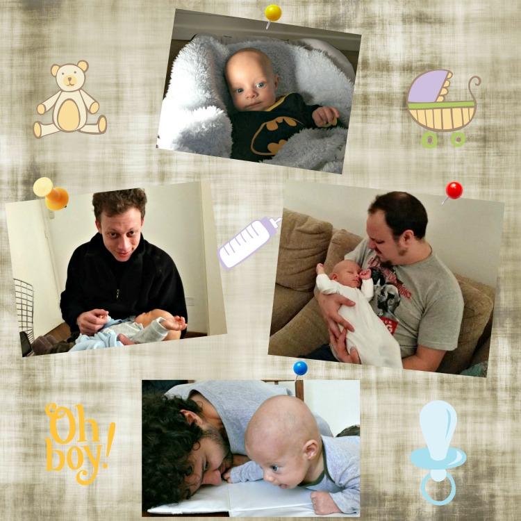 bebe, paternidad, familia, ser padres, amistades