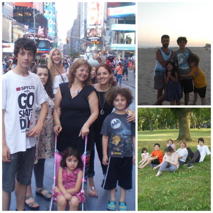 familia, inmigrantes, latinos, estados unidos, nueva york