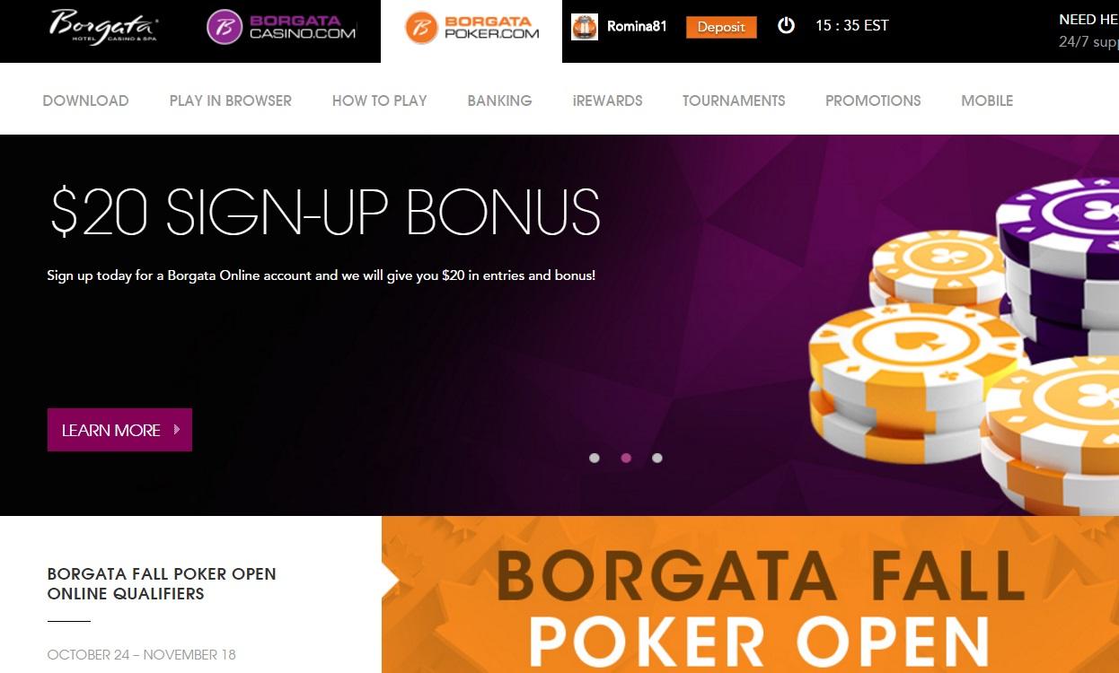 casino, online, poker, borgata