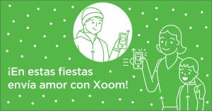 Como enviar dinero a tus seres queridos fácilmente con Xoom de Paypal