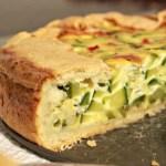 Tarta de Ricota y Zucchini Casera