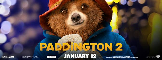 película, cine, paddington