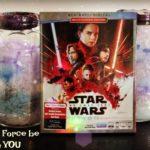 Star Wars: The Last Jedi + DIY Galaxy Jar (Frasco galáctico)