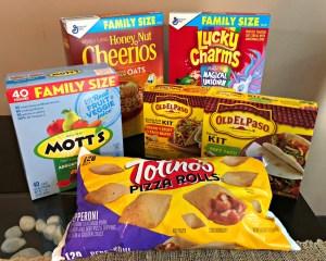 box tops for education, general mills, cupones, ahorros, cereales, escuela, regreso a clases