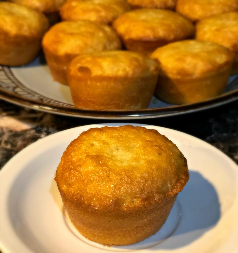 avena, muffin, receta, receta fácil
