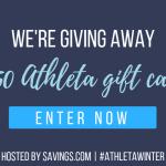 Aprovecha las ofertas de Athleta y participa en el sorteo de $50