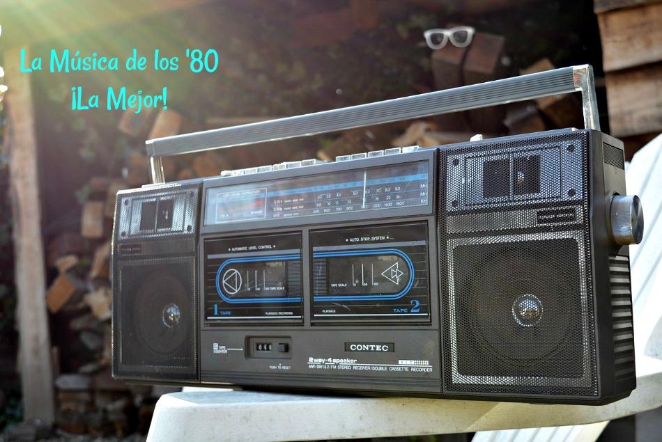 cultura poo, años 80, rock, musica