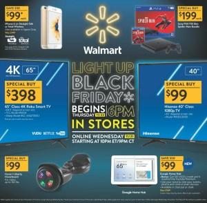 Black Friday 2018 en Walmart: Todas las ofertas y detalles