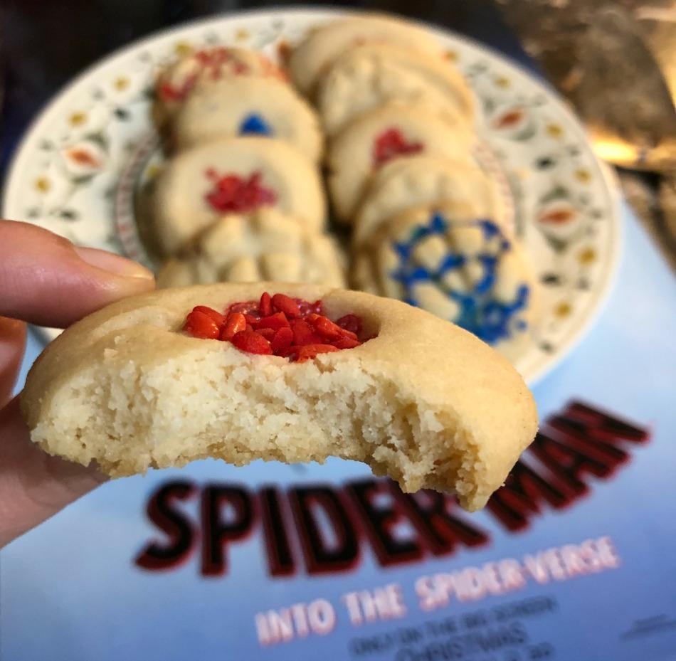 mantecados, cookies, receta