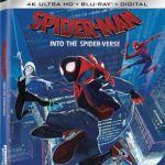 Spider-Man: Into the Spider-Verse llega en DVD/Blu-Ray + Sorteo