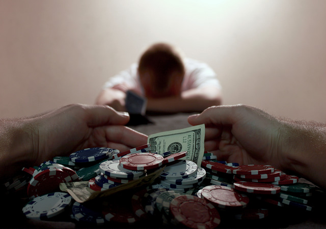 違法カジノ